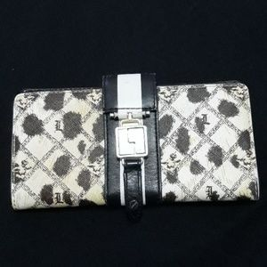 L.a.m.b. cheetah wallet